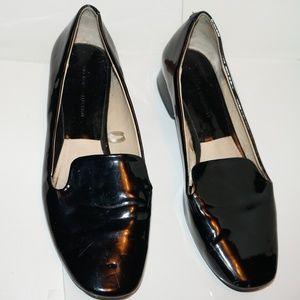 Zara loafers Black Patent leather